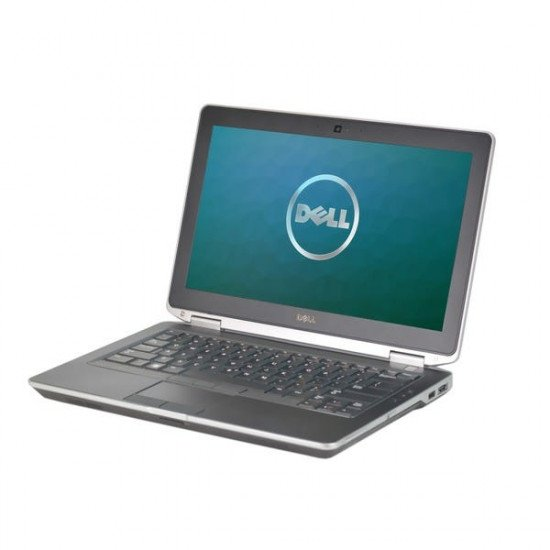 Dell Latitude E6330-i5-16 GB-500 GB 13-inch Laptop (3rd Gen Core i5/16GB/500GB/Windows 7/Integrated Graphics), Greyish Silver
