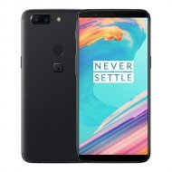 OnePlus 5T (Midnight Black, 6 GB RAM, 64 GB Storage) Refurbished