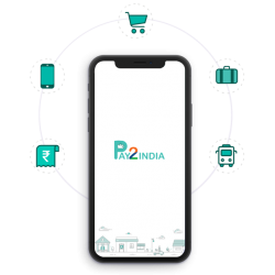 Pay2India Digital Payment Id Aeps,Money Transfer, Ticketing