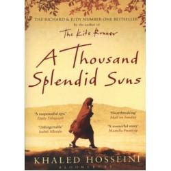 A Thousand Splendid Suns (English, Paperback, Hosseini Khaled)