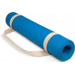 Premium Yoga Anti Slip Mat Blue 8 mm Yoga Mat