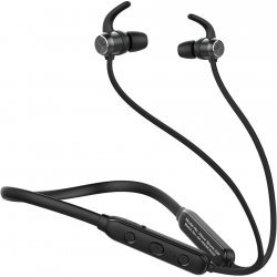 Ant Audio Wave Sports 525 Bluetooth Headset   (Black, Wireless in the ear)