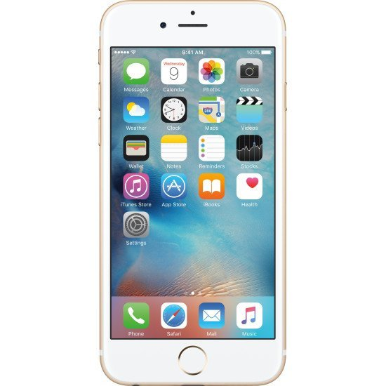 Apple iPhone 6s (Gold, 64 GB) Open Box
