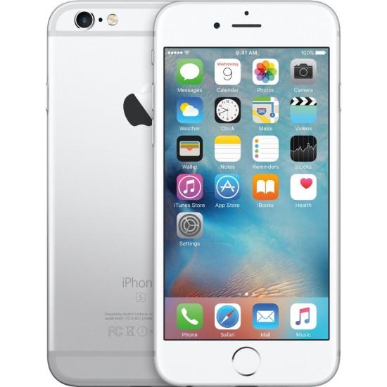 Apple iPhone 6s (Silver, 128 GB) Open Box