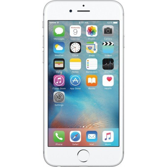 Apple iPhone 6s (Silver, 64 GB) Open Box