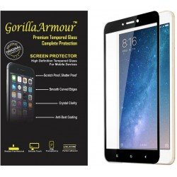 Tempered Glass Guard for Mi Max 2   (Pack of 1)