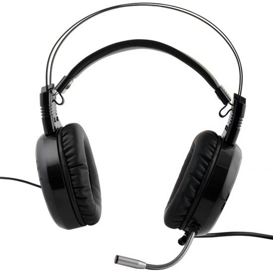 HP Wired Gaming with 3.5mm Jack And USB Wired Headset Gaming Headphone   (Black, Wired over the head)