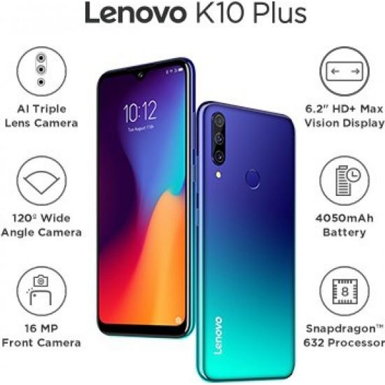 Lenovo K10 Plus (Sprite, 64 GB) (4 GB RAM) refurbished