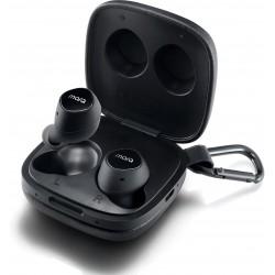 MarQ  True Wireless Bluetooth Headset (Black, True Wireless)