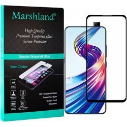 Airtree Tempered Glass Guard for Vivo, V15 Pro, Black 11D (Pack of 1)