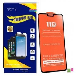 Tempered Glass for Vivo Y95 (Premium 11D 9H Full Glue)   (Pack of 1)
