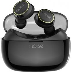 Noise Shots X3 Bass True Wireless Bluetooth Headset (Midnight Gold, True Wireless)