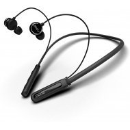 Noise Tune ELITE Neckband Bluetooth Headset   (Midnight Black, Wireless in the ear)