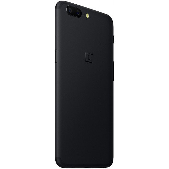 One Plus 5 (Black, 128 GB, 8 GB RAM) Refurbished