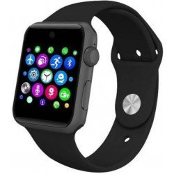 Raysx  Mobile watch with Calling & Bluetooth Smartwatch (Black Strap Free)