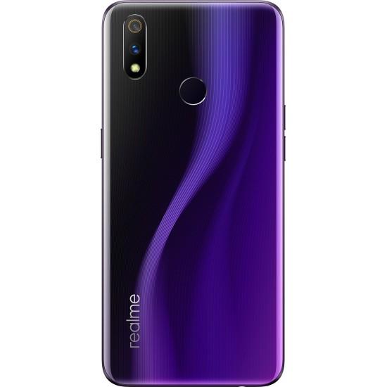 Realme 3 Pro (Lightning Purple, 128 GB) (6 GB RAM) Refurbished