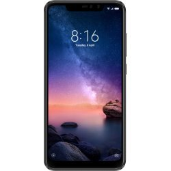Redmi Note 6 Pro (Black, 64 GB)   (6 GB RAM) refurbished