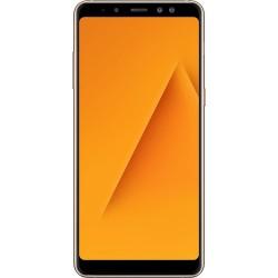 Samsung Galaxy A8 Plus (Gold, 64 GB) (6 GB RAM) Refurbished