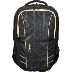 Skybags Footloose Gizmo 5 Laptop Backpack Black 30 L Backpack   (Black)