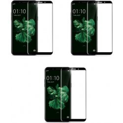 Tempered Glass for Oppo F5   (Pack of 3)