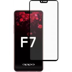 Tempered Glass for Oppo F7 11D Original
