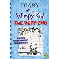 Diary of a Wimpy Kid: The Deep End Book-