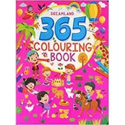 365 Colouring Book-
