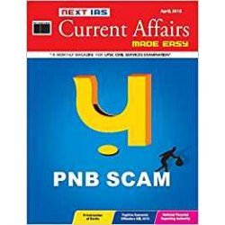 Current Affairs Made Easy - Monthly Issue (April 2018)