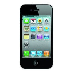 Apple iPhone 4 16GB (Black)-Refurbished