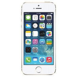 Apple iPhone 5s (Gold, 16GB)-Refurbished