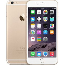 Apple iPhone 6 Plus (Gold, 16GB)-Refurbished
