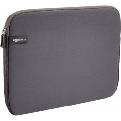13.3-inch Laptop Sleeve - Internal Dimensions - 12.1 X 0.7 X 9.3 Inches - Grey