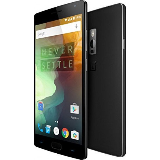 OnePlus 2 (Sandstone Black, 64GB)-Refurbished