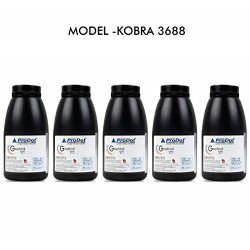ProDot Kobra 3688 Laser Toner Powder Compatible for HP 35A, 36A, 88A, 278A, 285A Toner Cartridges (Pack of 5)