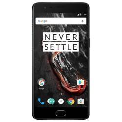 OnePlus 3T (Midnight Black, 128 GB, 6 GB RAM) Refurbished