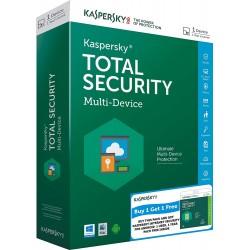 Combo Pack- Kaspersky Antivirus
