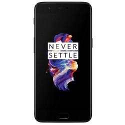 OnePlus 5 (Midnight Black 6 GB RAM + 64 GB memory) Refurbished