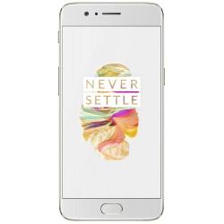 OnePlus 5 (Soft Gold, 64 GB Memory) (6 GB RAM) Refurbished