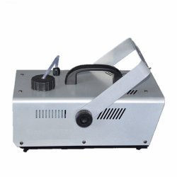 1200W Stage Fogger Fog Smoke Machine with DMX for Disco, DJ party (Remote Controller included)