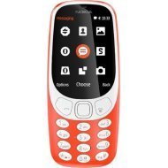 Nokia 3310 (Warm Red)