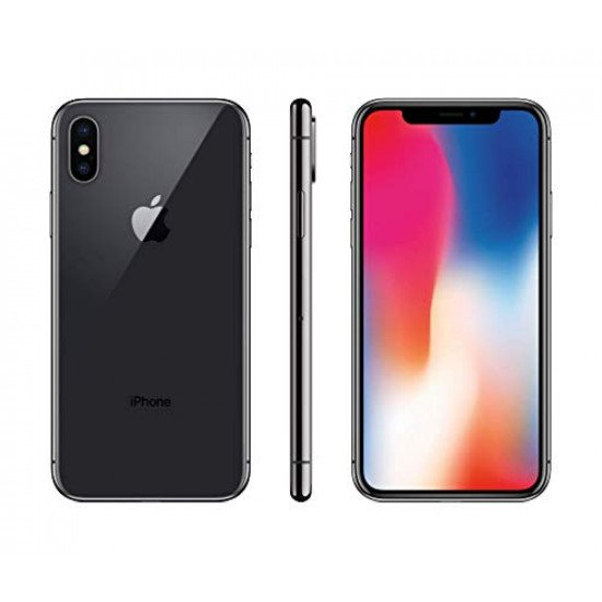 Apple iPhone X (64GB) - Space Grey - Open Box