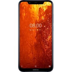 Nokia 8.1 (Blue, 4GB RAM, 64GB Storage) (Open Box)