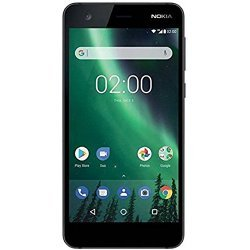 Nokia 2 (Pewter/Black, 1GB RAM, 8GB Storage) refurbished