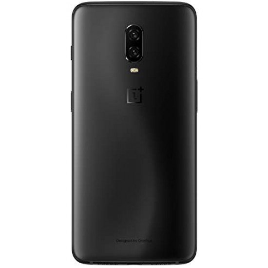 OnePlus 6T (Midnight Black, 128 GB, 8 GB RAM) Refurbished