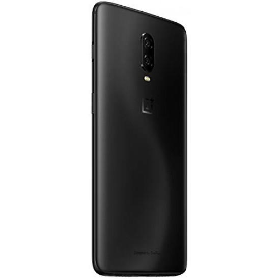 OnePlus 6T (Midnight Black, 128 GB, 8 GB RAM) Refurbished