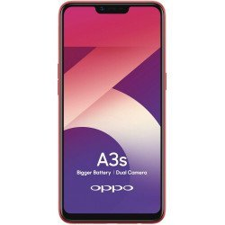 Oppo A3s (Red, 32 GB, 3 GB RAM) Refurbished