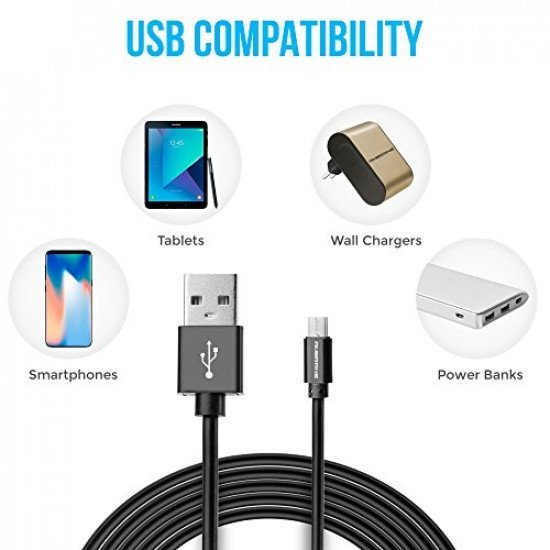Ambrane ACM-1 Micro USB Cable
