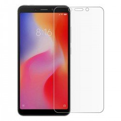 Newlike [Pack of 1] Xiaomi Redmi 6A Tempered,Tempered Glass for Redmi 6A