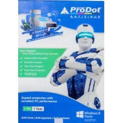 Prodot Antivirus Licence key Email Delivery