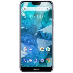 Nokia 7.1 (Blue, 4GB, 64GB Storage) refurbished